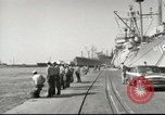 Image of American sailors Beirut Lebanon, 1958, second 11 stock footage video 65675066529