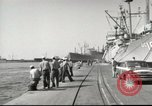 Image of American sailors Beirut Lebanon, 1958, second 12 stock footage video 65675066529