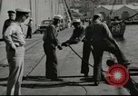 Image of USS Upshur Beirut Lebanon, 1958, second 8 stock footage video 65675066534