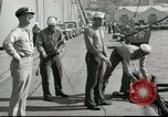 Image of USS Upshur Beirut Lebanon, 1958, second 11 stock footage video 65675066534