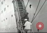 Image of USS Upshur Beirut Lebanon, 1958, second 9 stock footage video 65675066535