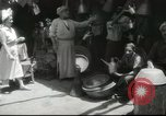 Image of market place and native street Baghdad Iraq, 1956, second 4 stock footage video 65675066541