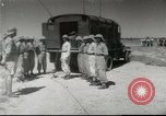Image of radio devices demonstration Baghdad Iraq, 1956, second 1 stock footage video 65675066543