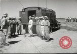 Image of radio devices demonstration Baghdad Iraq, 1956, second 2 stock footage video 65675066543