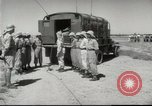 Image of radio devices demonstration Baghdad Iraq, 1956, second 4 stock footage video 65675066543