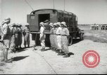 Image of radio devices demonstration Baghdad Iraq, 1956, second 6 stock footage video 65675066543