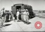 Image of radio devices demonstration Baghdad Iraq, 1956, second 7 stock footage video 65675066543