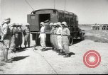 Image of radio devices demonstration Baghdad Iraq, 1956, second 8 stock footage video 65675066543