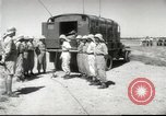 Image of radio devices demonstration Baghdad Iraq, 1956, second 9 stock footage video 65675066543