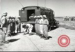 Image of radio devices demonstration Baghdad Iraq, 1956, second 10 stock footage video 65675066543