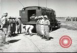 Image of radio devices demonstration Baghdad Iraq, 1956, second 11 stock footage video 65675066543