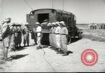 Image of radio devices demonstration Baghdad Iraq, 1956, second 12 stock footage video 65675066543