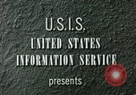 Image of American Revolution United States USA, 1953, second 7 stock footage video 65675066549