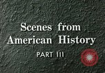 Image of American Revolution United States USA, 1953, second 12 stock footage video 65675066549