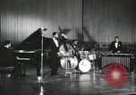 Image of Modern Jazz Quartet Germany, 1960, second 6 stock footage video 65675066558