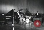 Image of Modern Jazz Quartet Germany, 1960, second 9 stock footage video 65675066558