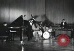 Image of Modern Jazz Quartet Germany, 1960, second 11 stock footage video 65675066558