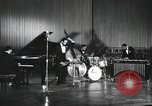 Image of Modern Jazz Quartet Germany, 1960, second 12 stock footage video 65675066558