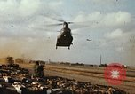 Image of CH-47 Chinook Vietnam, 1969, second 12 stock footage video 65675066567