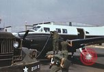 Image of U-21 Ute aircraft Vietnam Long Binh, 1969, second 11 stock footage video 65675066576