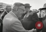 Image of Andrei Gromyko New York City USA, 1958, second 12 stock footage video 65675066591