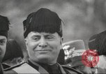 Image of Benito Mussolini celebrates anniversary Italy, 1933, second 3 stock footage video 65675066594