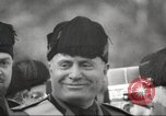 Image of Benito Mussolini celebrates anniversary Italy, 1933, second 4 stock footage video 65675066594