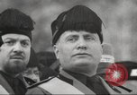 Image of Benito Mussolini celebrates anniversary Italy, 1933, second 10 stock footage video 65675066594