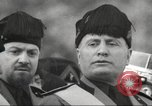 Image of Benito Mussolini celebrates anniversary Italy, 1933, second 11 stock footage video 65675066594