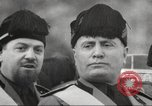 Image of Benito Mussolini celebrates anniversary Italy, 1933, second 12 stock footage video 65675066594