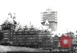 Image of Winston Churchill Quebec Canada, 1943, second 7 stock footage video 65675066600
