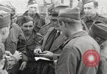 Image of Congressional group at Camp Lucky Strike Saint Valery France, 1945, second 3 stock footage video 65675066602