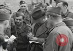 Image of Congressional group at Camp Lucky Strike Saint Valery France, 1945, second 6 stock footage video 65675066602