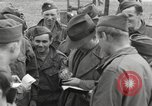 Image of Congressional group at Camp Lucky Strike Saint Valery France, 1945, second 7 stock footage video 65675066602