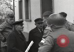 Image of Soviet Lieutenant Germany, 1945, second 8 stock footage video 65675066606
