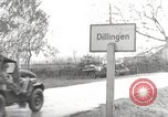 Image of German prisoners of war Dillingen Germany, 1945, second 3 stock footage video 65675066609
