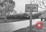Image of German prisoners of war Dillingen Germany, 1945, second 6 stock footage video 65675066609