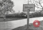 Image of German prisoners of war Dillingen Germany, 1945, second 7 stock footage video 65675066609