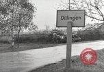 Image of German prisoners of war Dillingen Germany, 1945, second 8 stock footage video 65675066609