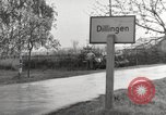 Image of German prisoners of war Dillingen Germany, 1945, second 9 stock footage video 65675066609