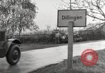 Image of German prisoners of war Dillingen Germany, 1945, second 10 stock footage video 65675066609