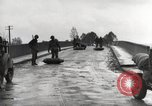 Image of US Army crosses Danube at Dillingen Dillingen Germany, 1945, second 3 stock footage video 65675066610