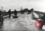 Image of US Army crosses Danube at Dillingen Dillingen Germany, 1945, second 6 stock footage video 65675066610