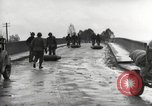 Image of US Army crosses Danube at Dillingen Dillingen Germany, 1945, second 9 stock footage video 65675066610