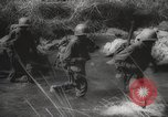 Image of Japanese prisoners Pacific Theater, 1945, second 10 stock footage video 65675066616
