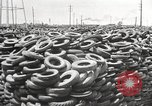 Image of tire remover United States USA, 1947, second 4 stock footage video 65675066620