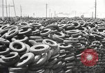 Image of tire remover United States USA, 1947, second 5 stock footage video 65675066620