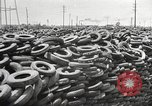 Image of tire remover United States USA, 1947, second 6 stock footage video 65675066620