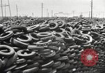 Image of tire remover United States USA, 1947, second 7 stock footage video 65675066620