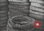 Image of tire remover United States USA, 1947, second 8 stock footage video 65675066620
